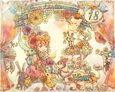 FINAL FANTASY XIV Anniversary Day Eighteen by Watarai Junko