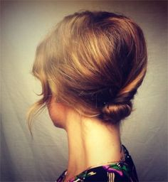 How-to hair, cute site with tons of free hair tutorials.