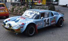 JiDe Rallycar (Jacques Durand)