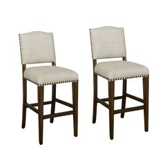 Shop American Heritage Billiards  Wanneroo Bar Stool (Set of 2) at ATG Stores. Browse our bar stools, all with free shipping and best price guaranteed.