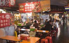 Raohe Street Night Market, Taipei, Taiwan