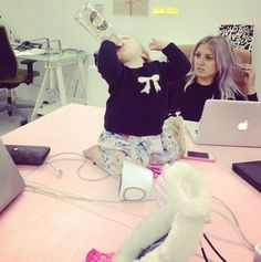 Lux keeping the party going lol