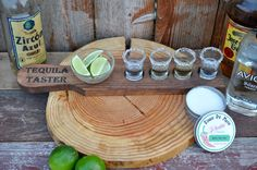 tequila tasting tray, tequila flight tray, tequila shot glasses, bar, tequila tasting holder, tequila tasting paddle, Cinco De Mayo gift set