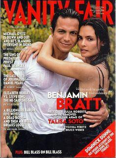 Benjamin Bratt & Talisa Soto - Vanity Fair