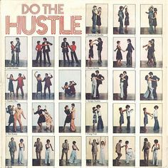 Do the Hustle. 70's fabulousness at its finest! So much fun - exercise & laughter at the same time!!!
