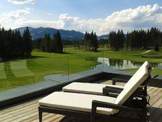 Blick auf Golfplatz Golf Courses, Summer, Pictures