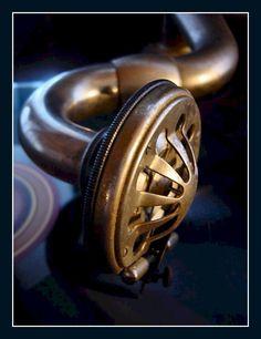 Old Victrola arm