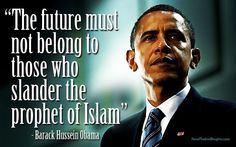 Screw pedophile Allah and all his minions. Muslims get out of the U.S. your not wanted here.  Obama To Media: Don't Report Against Muslim Jihadis