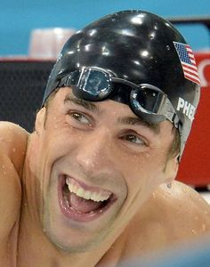 MICHAEL PHELPS is the most decorated Olympian of all time.