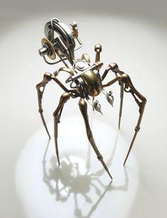 Christopher Conte. Bio sculpture.