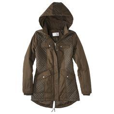 Xhilaration® Junior's Anorak Jacket -Assorted Colors