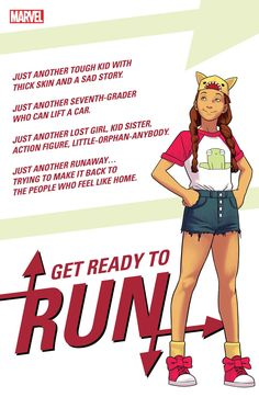 Molly Hayes Back In Runaways!