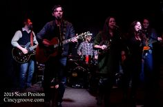 Photos – Daniel Wayne and The Silver Lines, 2/18/15, MOTR Pub, Cincinnati, OH