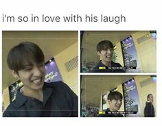 I am in love with all the boys laugh esp. Jinniee!