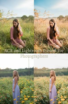 Adobe Camera Raw and Lightroom presets for photographers, editing tools, for photographers, photography, photography editing, editing tools, photography, photos, portrait photography, senior portrait photographer, ACR, lightroom, presets