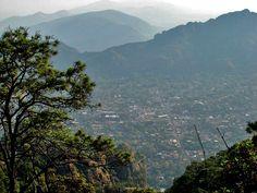 Tepozteco Mountain in Tepoztlán, Mexico.