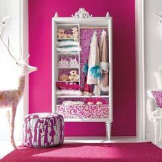 Piękny pokój dla dziewczynki