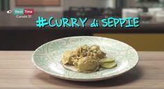 Dalla puntata di Pronto e Postato in onda il 24 maggio 2017 arriva la ricetta del curry di seppie una specialità di Benedetta Parodi