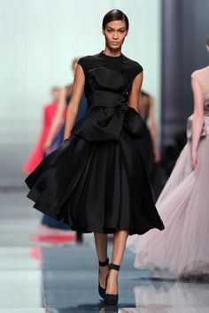 Dior. would love to see it in white
