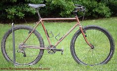 Vintage Specialized Stumpjumper by Renaissance Bicycles, via Flickr