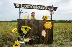 I stop at every lil lemonade stand I see! (I may not drink it but I know I have made some littles day!!)ps
