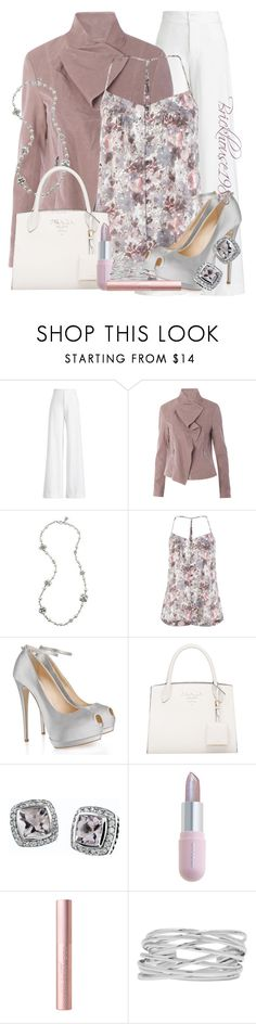 """""""Untitled #904"""" by brickhouse1982 ❤ liked on Polyvore featuring Ralph Lauren Collection, Diane Von Furstenberg, Chanel, Full Tilt, Giuseppe Zanotti, David Yurman, Winky Lux and M&Co"""