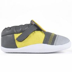 Bobux Xplorer Arctic One Blazing Yellow