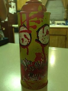 Zombie can