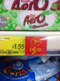 Twitter / pierrelang119: @Asda what a bargain on offer ...