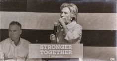 VIDEO: Hillary Coughing Fit Returns During Short Speech To FL Campaign Workers: While Hillary Clinton spoke to campaign workers in South Florida on Saturday, her coughing fit returned