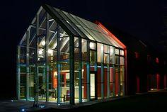 The Sliding House by dRMM | Inhabitat - Sustainable Design ...