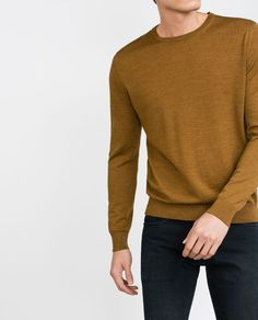 Image 2 of MERINO WOOL SWEATER from Zara