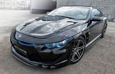 2013 Vilner Bullshark based on E63 BMW 6-Series