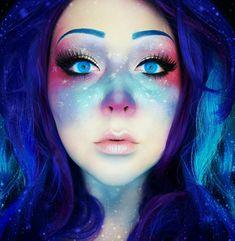 (Galaxy Girl)  pinterset: @ glamskullcandy