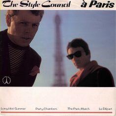 Style Council, The - À Paris (Vinyl) at Discogs