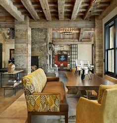 Rustikale Dekor Rustikale Holz Modern Rustikal Rustikale Treppe Schienen |  Interieur Design | Pinterest | Guest Houses And House