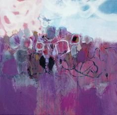 "Saatchi Art Artist Wayne Sleeth; Painting, ""Composition : Cote de Saint-Jean"" #art"