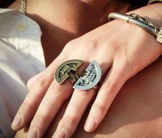 Strung Together Ring