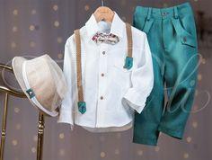 Βαπτιστικό σετ Vinte li - Κωδικός 3514 Ruffle Blouse, Jackets, Tops, Women, Fashion, Down Jackets, Moda, Women's, La Mode