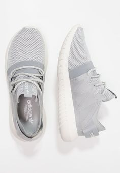 adidas Originals TUBULAR VIRAL - Sneakers - clear onix/core white - Zalando.se