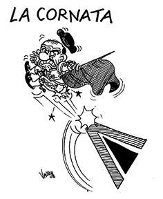 Vauro - il manifesto 19 settembre 2008