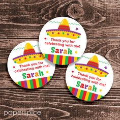 Personalized Fiesta