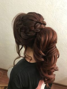 Simply the Best Hair Shades for Brunettes Up Hairstyles, Pretty Hairstyles, Braided Hairstyles, Wedding Hairstyles, Short Brunette Hair, Hair Shades, Hair Today, Fine Hair, Gorgeous Hair