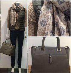 NYHEDER... #Hemisphere Cardigan og tørklæde #MaxMaraWeekend Jeans #Colmar Vest NYT BRAND HOS FLOT  #Rodtnes Taske  www.fashionbox.dk www.FLOT.nu