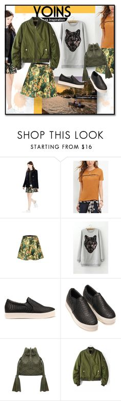 """""""#Yoins"""" by andrea2andare ❤ liked on Polyvore featuring polyvoreeditorial and yoins"""