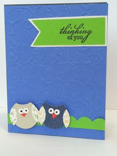 Every Page Counts: Paper Punching Owls
