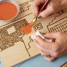 Woodburning Basics - Lowe's Creative Ideas