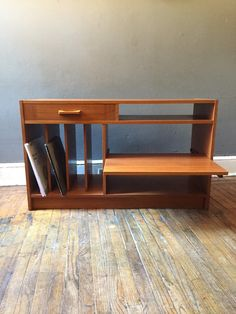 A personal favorite from my Etsy shop https://www.etsy.com/listing/264029925/mid-century-modern-console-danish-modern