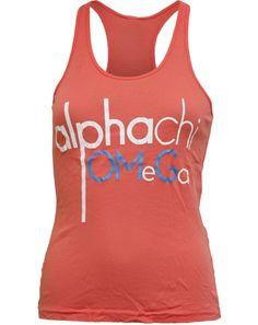 Alpha Chi Omega OMG Tank