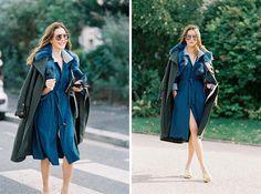 Vanessa Jackman: Paris Fashion Week SS 2016....Ece